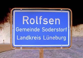 Rolfsen: Das Dorf in der Heide
